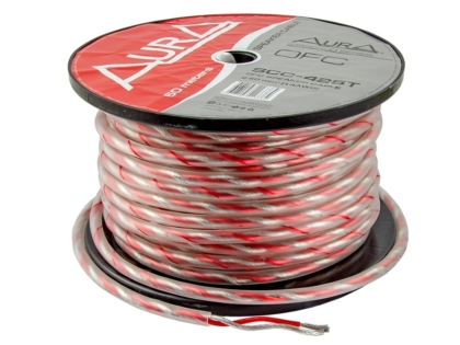 Speaker cables (OFC Tinned)